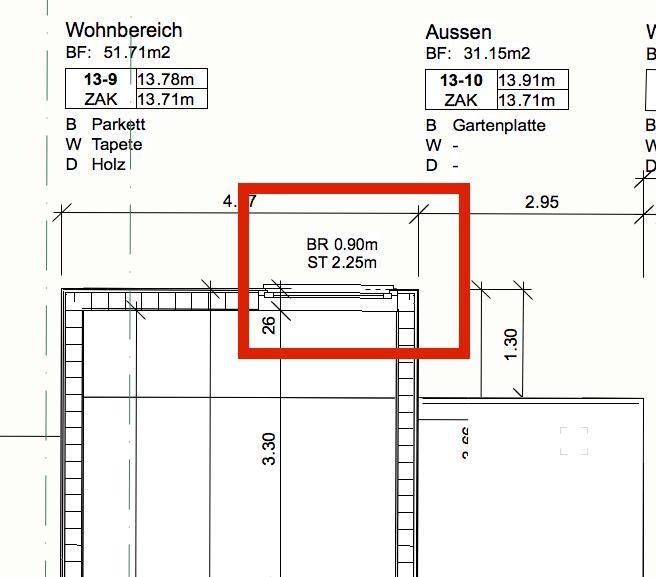 Häufig Beschriftung BR und ST Fenster - Vectorworks - Vectorworks Forum AV87